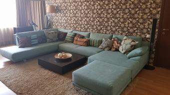 Renting 3 rooms apartment Quadra Place